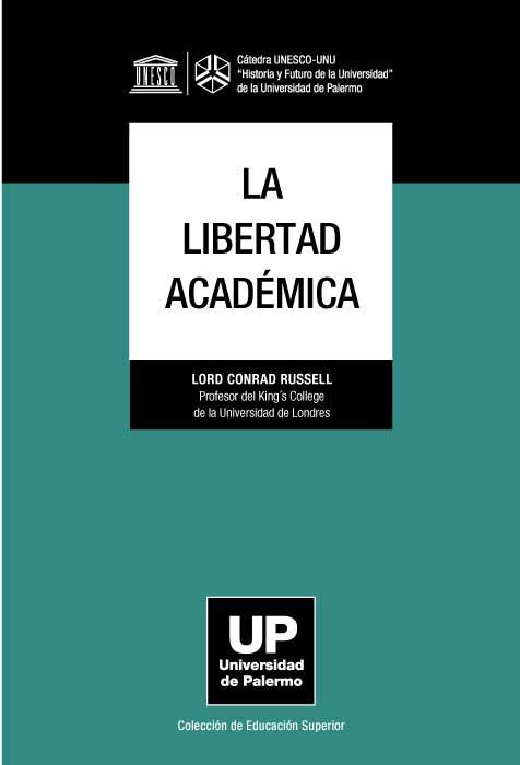La libertad Académica