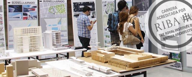 Acreditaci n internacional arquitectura facultad de for Universidades que ofrecen arquitectura