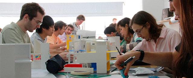 Estudiar arquitectura en palermo plan de estudios Cuantas materias tiene arquitectura