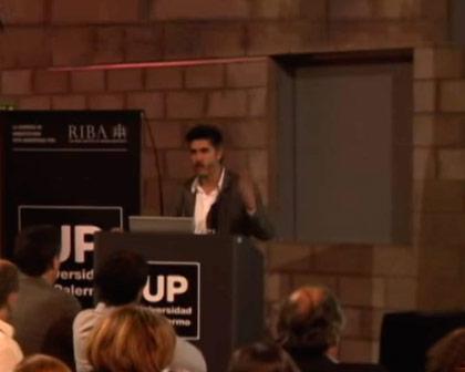 Conferencia Alejandro Aravena