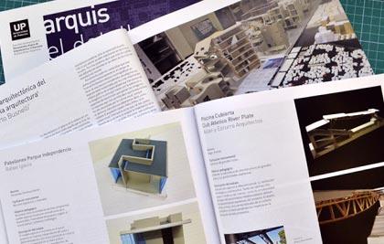 Revista Arquis Nº 6: Universo paramétrico