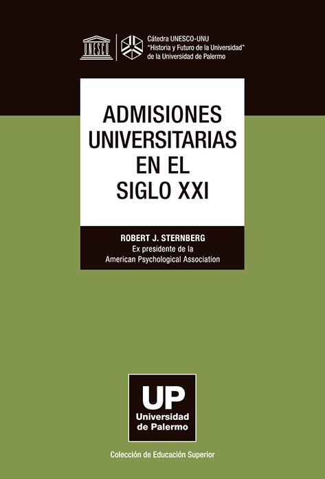Admisiones universitarias en el<span>Siglo XXI</span>