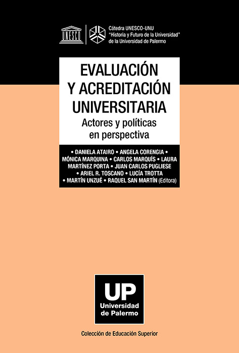 Evaluación y Acreditación Universitaria