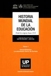 Historia Mundial de la Educación