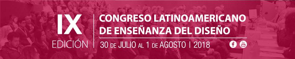 Congreso Latinoamericano de Enseñanza del Diseño