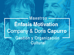Enfasis Motivation Company + Doris Capurro