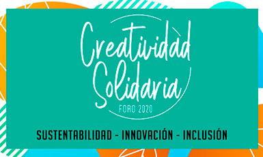 Foro de Creatividad Solidaria