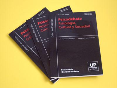 Revista Psicodebate: Psicología, Cultura y Sociedad