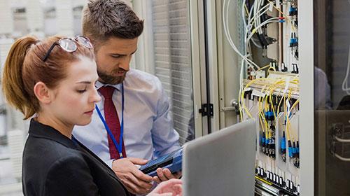 Lic. en Redes y Comunicación de Datos