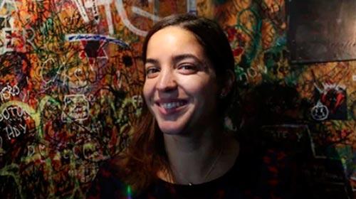 La egresada argentina que se animó a mandar su CV a Pixar y ahora triunfa como diseñadora transmedia