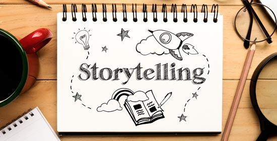 El storytelling, el arte de contar historias con efectividad