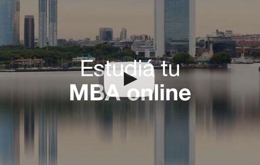 Estudiá en un MBA online innovador líder en América Latina