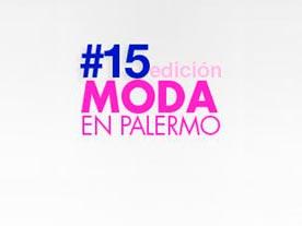 Moda en Palermo - Noviembre 2015