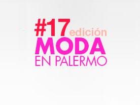 Moda en Palermo - Noviembre 2017