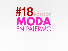 Moda en Palermo - Noviembre 2018