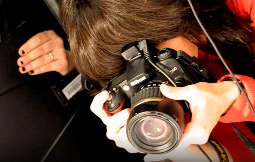 Taller de Fotografía en la Escuela Argentina Modelo y en el Colegio ECOS
