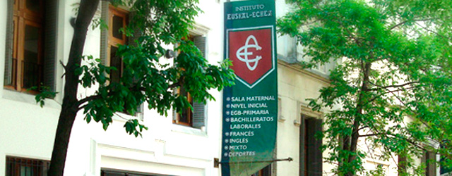 Taller de Cine en el Colegio Euskal Echea