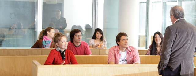 Ciclo de orientación profesional de la Facultad de Derecho