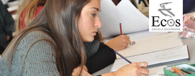 Seminario Creatividad Publicitaria en Colegio Ecos