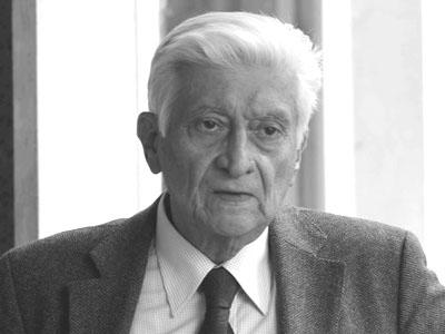 Dr. Ernesto Garzón Valdés