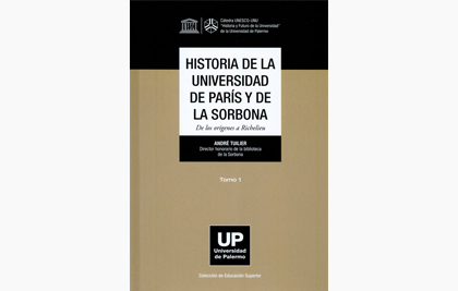 Historia de París y de la Sorbona