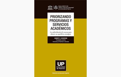 Priorizando programas y servicios académicos