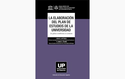 La Elaboración del Plan de Estudios de la Universidad